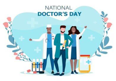 नेशनल-डॉक्टर्स-डे के अवसर में उल्लेखनीय सेवा देने वाले 22 चिकित्सक सम्मानित